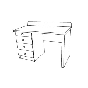 desk - small - basic