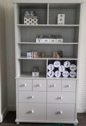 Kids room display cabinets - The Room Furniture