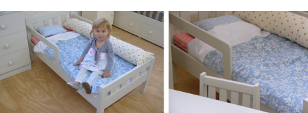 Toddler S Bed The Room